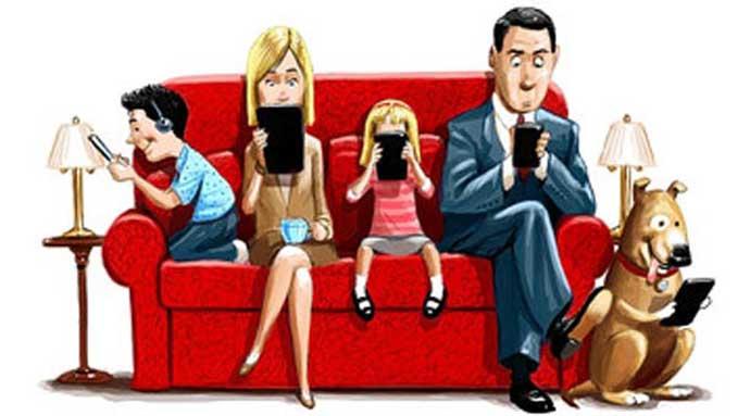 Las redes sociales para hacer amigos y encontrar pareja
